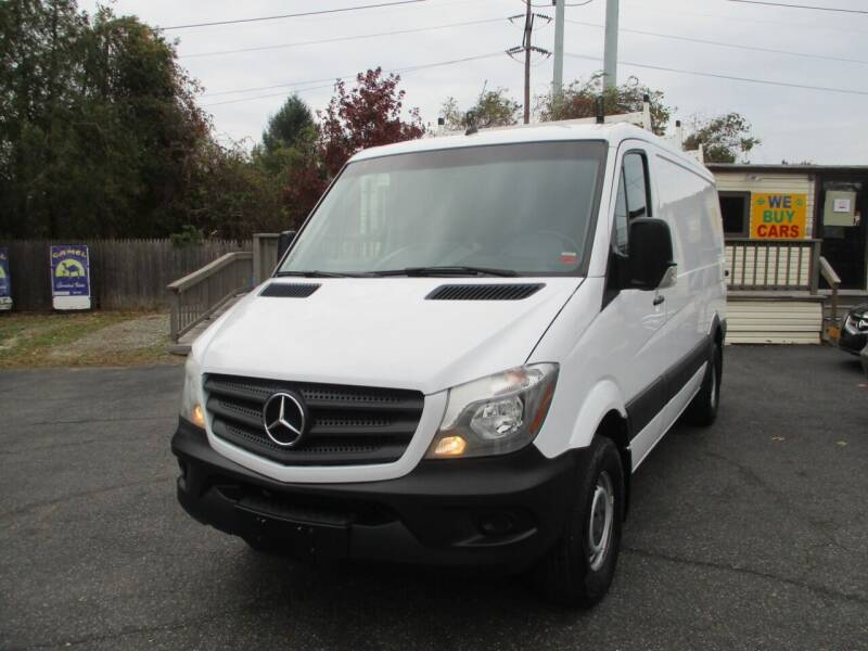 2015 Mercedes-Benz Sprinter Cargo for sale at Unlimited Auto Sales Inc. in Mount Sinai NY