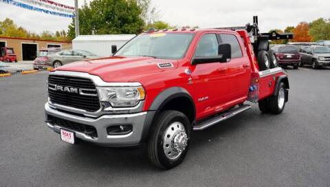 2020 RAM Ram Chassis 5500 for sale at Rick's Truck and Equipment in Kenton OH