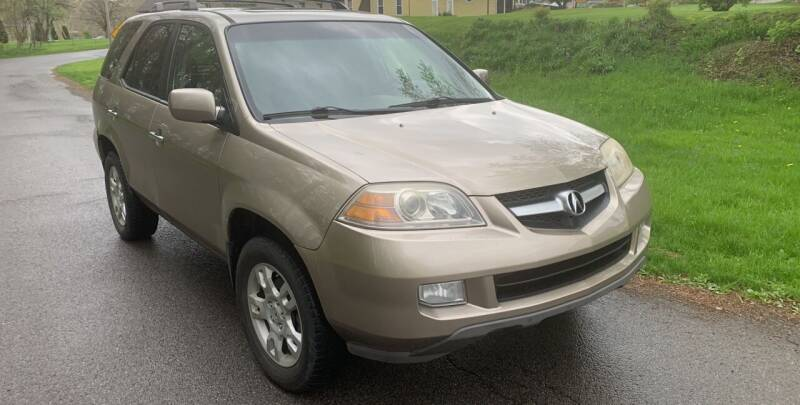2005 Acura MDX for sale at Trocci's Auto Sales in West Pittsburg PA