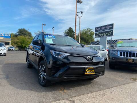 2017 Toyota RAV4 for sale at Save Auto Sales in Sacramento CA