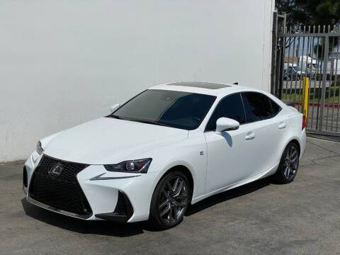 2018 Lexus IS 300 for sale at Corsa Exotics Inc in Montebello CA