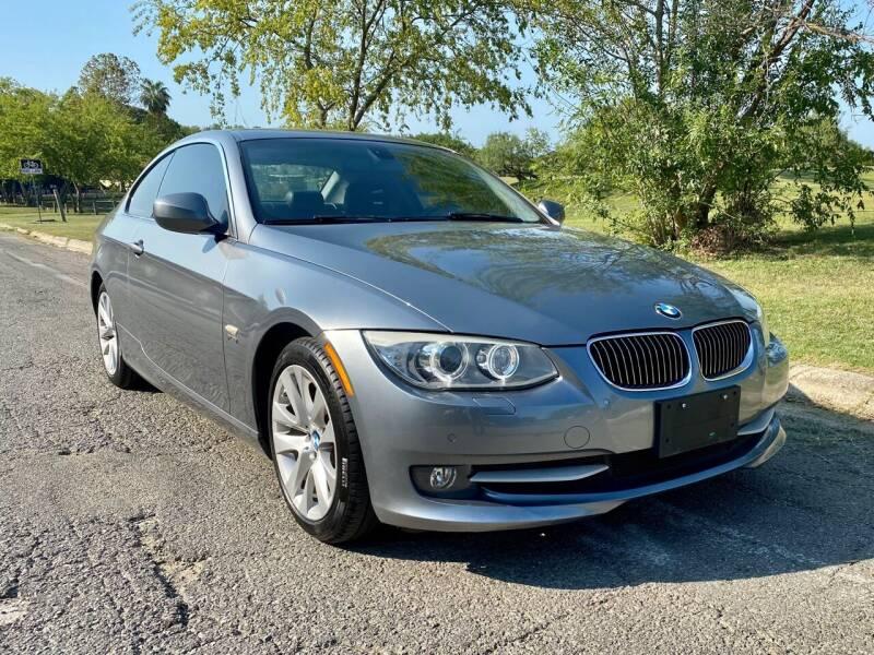 2011 BMW 3 Series for sale at Texas Auto Trade Center in San Antonio TX