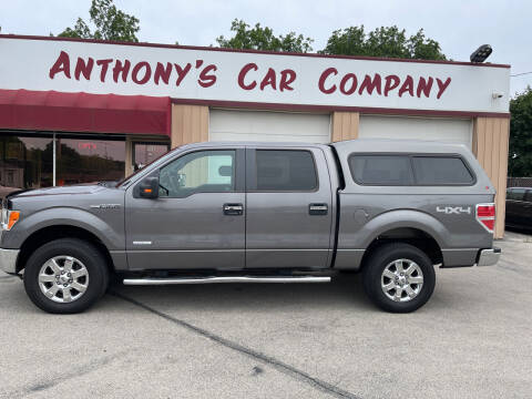 2013 Ford F-150 for sale at Anthony's Car Company in Racine WI