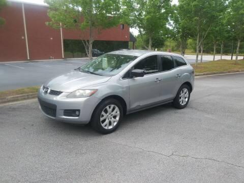 2007 Mazda CX-7 for sale at Georgia Fine Motors Inc. in Buford GA