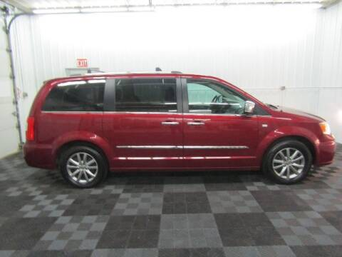 2014 Chrysler Town and Country for sale at Michigan Credit Kings in South Haven MI