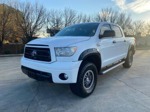 2011 Toyota Tundra for sale at Triple A's Motors in Greensboro NC