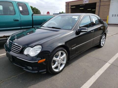 2007 Mercedes-Benz C-Class for sale at D&S IMPORTS, LLC in Strasburg VA