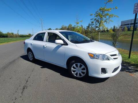 2013 Toyota Corolla for sale at Lexton Cars in Sterling VA