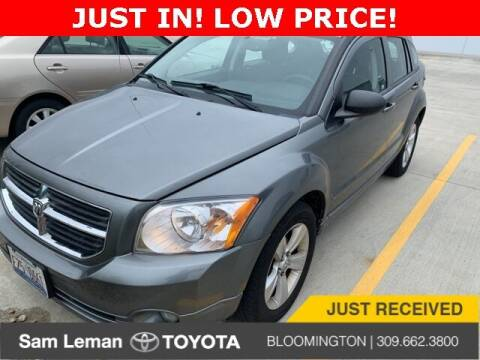 2011 Dodge Caliber for sale at Sam Leman Toyota Bloomington in Bloomington IL