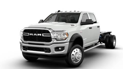 2021 RAM Ram Chassis 5500 for sale at FRED FREDERICK CHRYSLER, DODGE, JEEP, RAM, EASTON in Easton MD