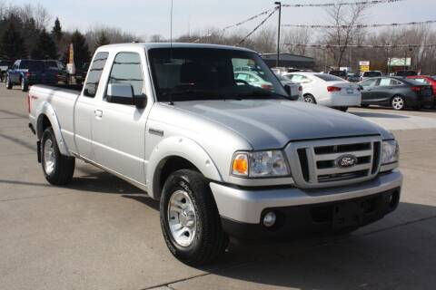 2011 Ford Ranger for sale at Sandusky Auto Sales in Sandusky MI