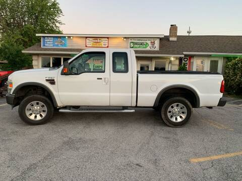 2008 Ford F-250 Super Duty for sale at Revolution Motors LLC in Wentzville MO