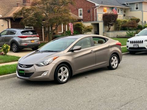 2012 Hyundai Elantra for sale at Reis Motors LLC in Lawrence NY