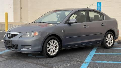 2008 Mazda MAZDA3 for sale at Carland Auto Sales INC. in Portsmouth VA