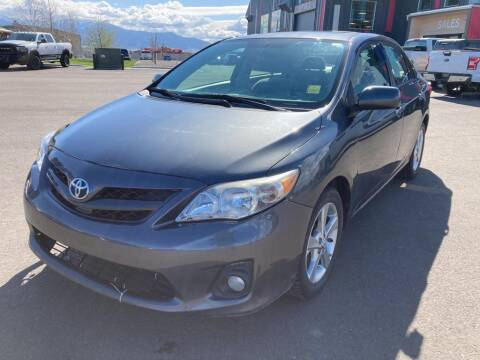 2012 Toyota Corolla for sale at Snyder Motors Inc in Bozeman MT
