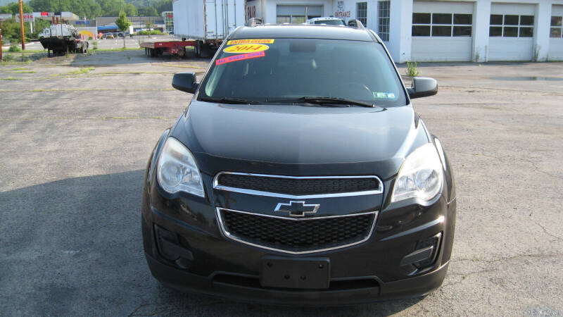 2014 Chevrolet Equinox for sale at SHIRN'S in Williamsport PA