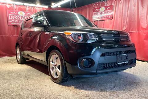 2018 Kia Soul for sale at Roberts Auto Services in Latham NY