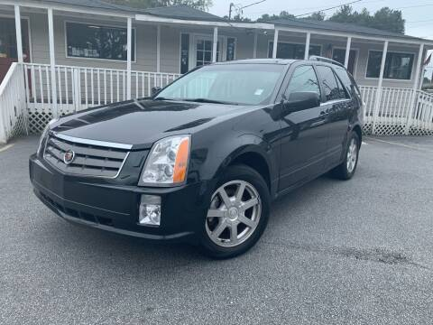 2005 Cadillac SRX for sale at Georgia Car Shop in Marietta GA
