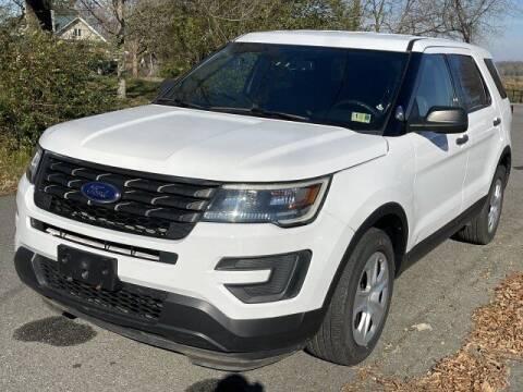 2018 Ford Explorer for sale at High Performance Motors in Nokesville VA