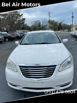 2011 Chrysler 200 for sale at Bel Air Motors in Mobile AL