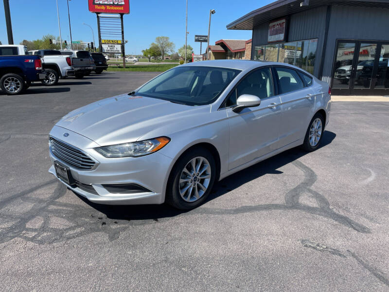 2017 Ford Fusion for sale at Welcome Motor Co in Fairmont MN