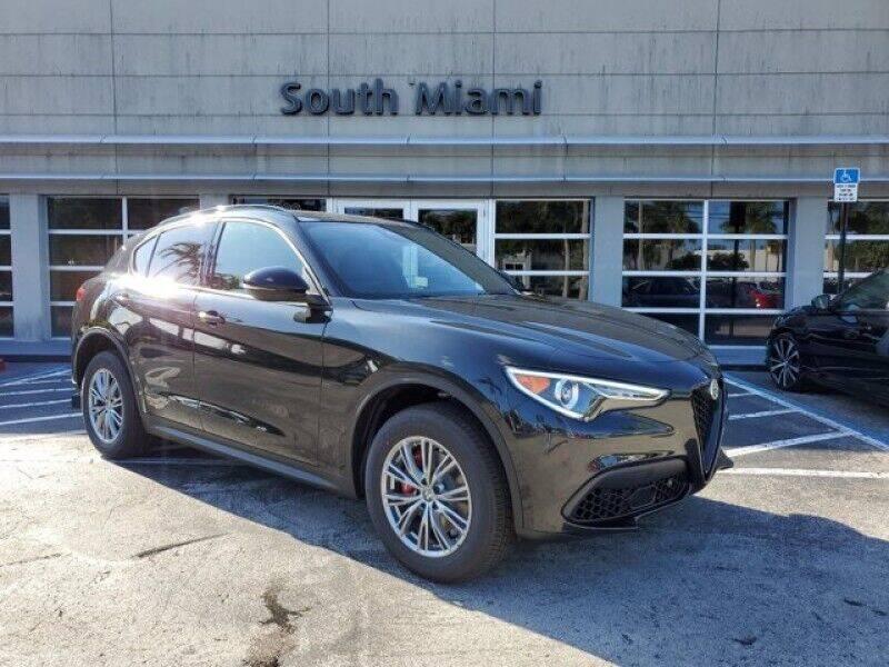 2022 Alfa Romeo Stelvio for sale in Miami, FL