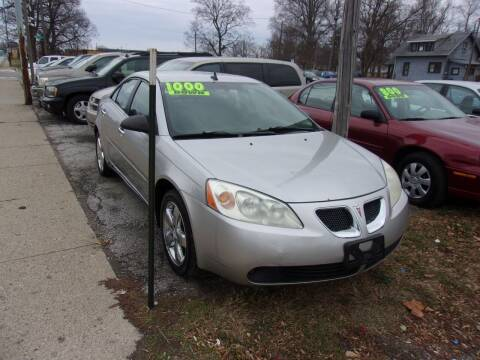 2008 Pontiac G6 for sale at Car Credit Auto Sales in Terre Haute IN