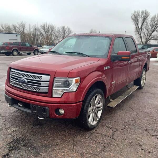 2013 Ford F-150 for sale at Crossroads Auto Sales LLC in Rossville GA