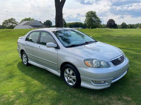 2006 Toyota Corolla for sale at Good Value Cars Inc in Norristown PA