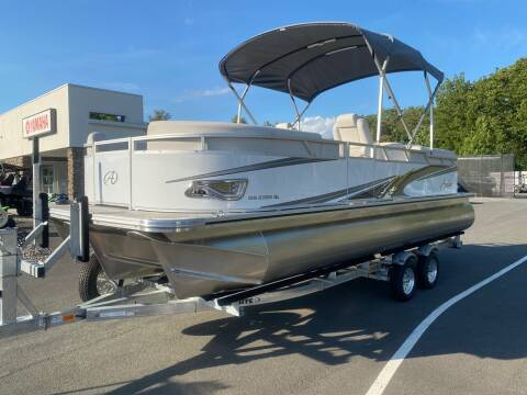 2022 Avalon 23' GS Quad Lounge Triple Tune for sale at GT Toyz Motor Sports & Marine - GT Toyz Marine in Clifton Park NY