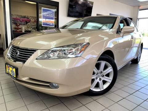 2008 Lexus ES 350 for sale at SAINT CHARLES MOTORCARS in Saint Charles IL