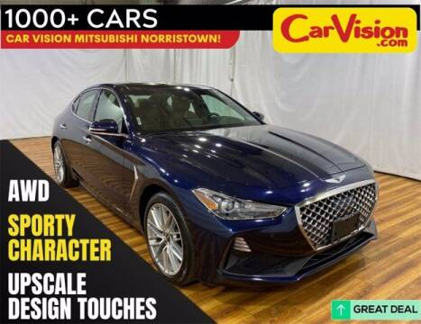2020 Genesis G70 for sale at Car Vision Buying Center in Norristown PA