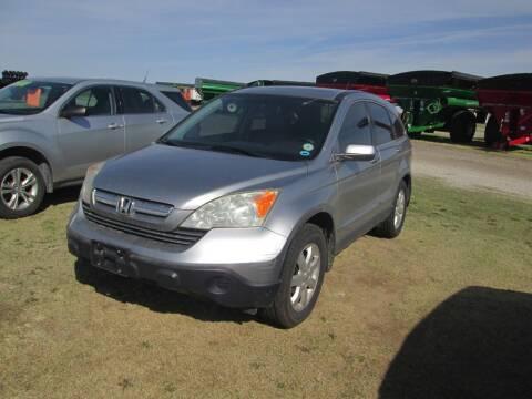 2008 Honda CR-V for sale at Bretz Inc in Dighton KS