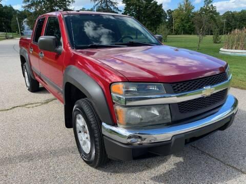 2006 Chevrolet Colorado for sale at 100% Auto Wholesalers in Attleboro MA