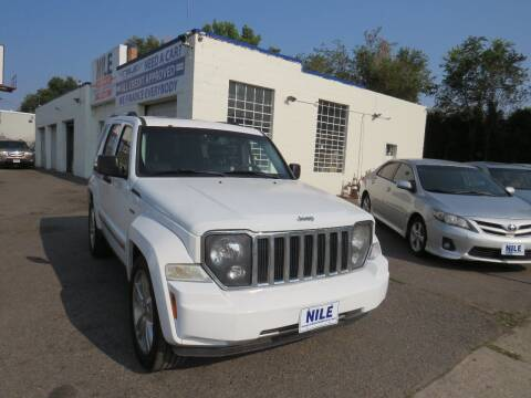 2012 Jeep Liberty for sale at Nile Auto Sales in Denver CO