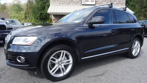 2014 Audi Q5 for sale at Driven Pre-Owned in Lenoir NC