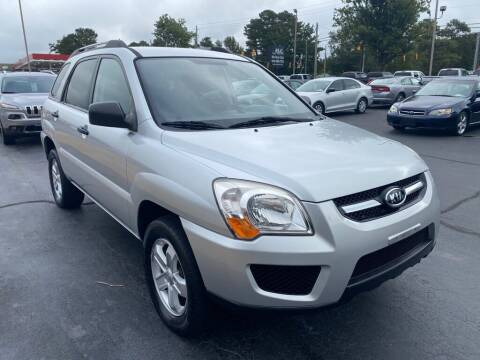 2010 Kia Sportage for sale at JV Motors NC 2 in Raleigh NC
