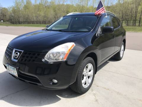 2008 Nissan Rogue for sale at Angies Auto Sales LLC in Newport MN