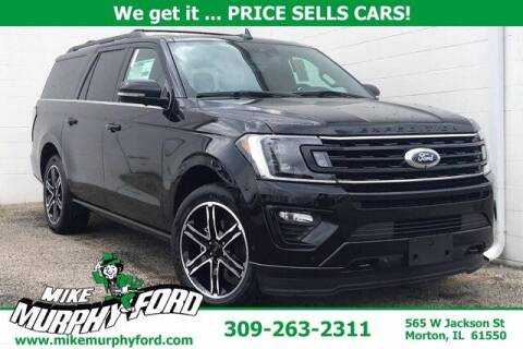 2021 Ford Expedition MAX for sale at Mike Murphy Ford in Morton IL