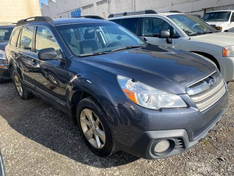 2014 Subaru Outback for sale at Philadelphia Public Auto Auction in Philadelphia PA