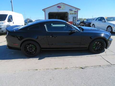 2014 Ford Mustang for sale at Jefferson St Motors in Waterloo IA