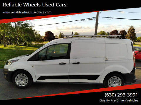 2017 Ford Transit Connect Cargo for sale at Reliable Wheels Used Cars in West Chicago IL