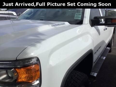 2017 GMC Sierra 2500HD for sale at Royal Moore Custom Finance in Hillsboro OR