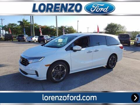 2022 Honda Odyssey for sale at Lorenzo Ford in Homestead FL