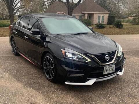 2017 Nissan Sentra for sale at KAYALAR MOTORS in Houston TX