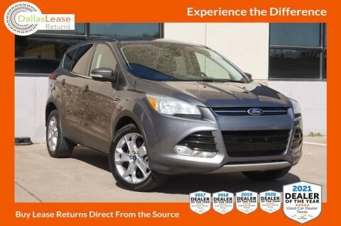 2013 Ford Escape for sale at Dallas Auto Finance in Dallas TX