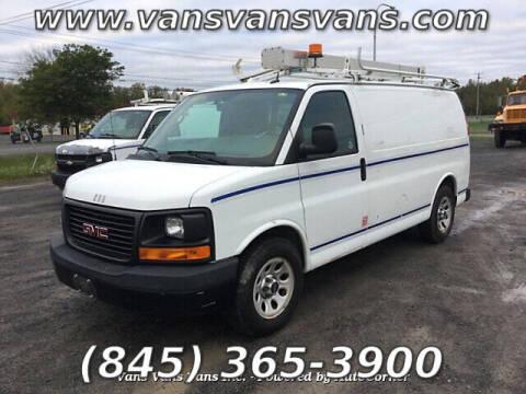 2014 GMC Savana Cargo for sale at Vans Vans Vans INC in Blauvelt NY