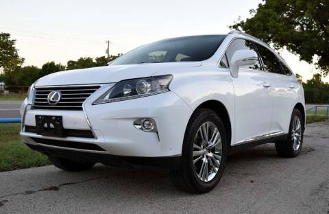 2015 Lexus RX 350 for sale at BriansPlace in Lipan TX