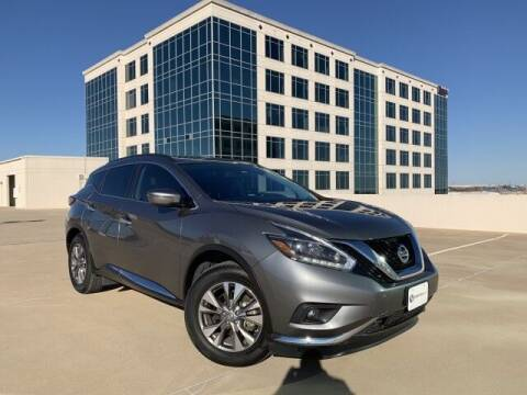 2018 Nissan Murano for sale at SIGNATURE Sales & Consignment in Austin TX
