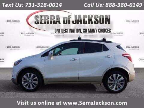 2018 Buick Encore for sale at Serra Of Jackson in Jackson TN